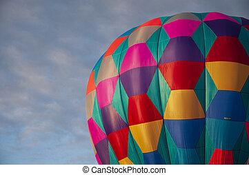 Beautiful Colorful Hot Air Baloon-Nineteen