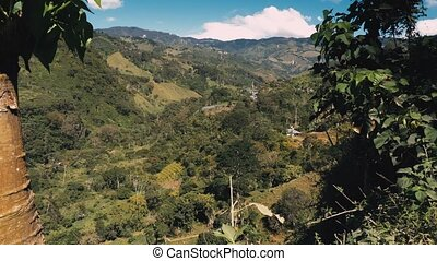 Beautiful Costa Rica Highland, Graded Version - Graded and...