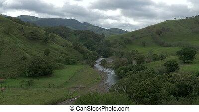 Beautiful Costa Rica Highland, Native Version - Native...