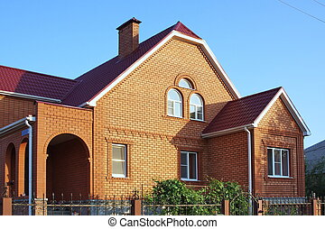 Beautiful cottage house Beautiful cottage style house in