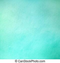 Beautiful cyan light background
