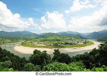 Beautiful Danyang South Korea