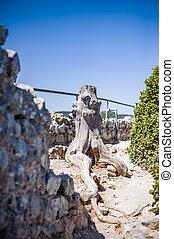 Beautiful day summer view on Kyrenia, Cyprus