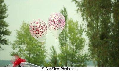 beautiful decoration on wedding ceremony