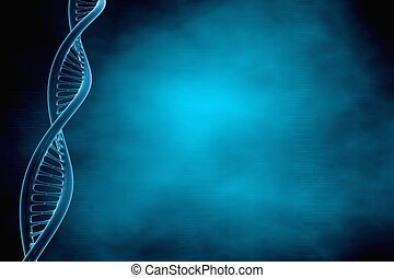 Beautiful DNA background