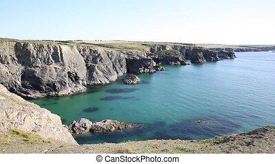 Beautiful English coast Cornwall - Beautiful English coast...