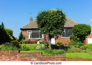 Beautiful english house