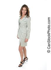Beautiful Executive Business Woman 10