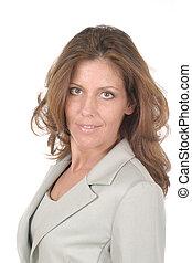 Beautiful Executive Business Woman 3