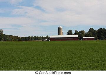 Beautiful Farm Profile