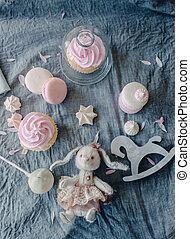 beautiful festive dessert cake
