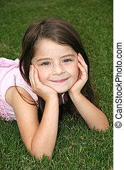 Beautiful Five Year Old