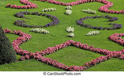 Well tended stock photo images 258 well tended royalty - The well tended perennial garden ...