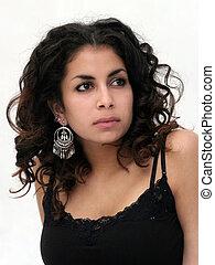 Beautiful girl - Beautiful middle eastern girl
