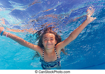 Happy Girl Enjoying Summer Vacations At The Beach Preteen Stock Photography Search