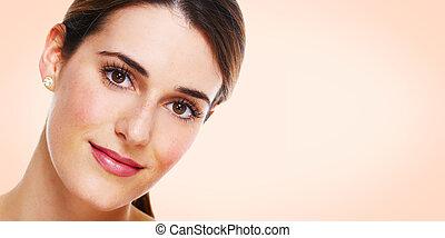 Beautiful Girl portrait.