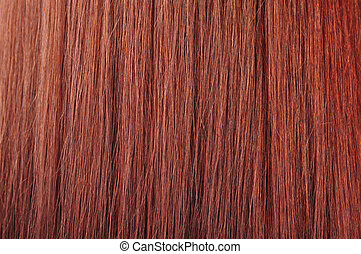 red hair texture - beautiful healthy shiny red hair texture