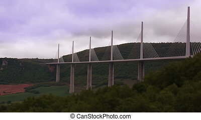 High Modern Viaduct - Beautiful High Modern Viaduct
