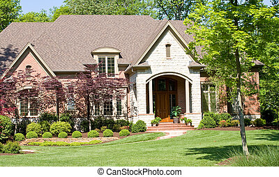 Beautiful Home - Beautiful Expensive Home on a Gorgeous Day