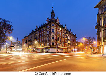 Beautiful house in central part of Gliwice, Poland