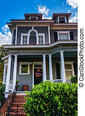 Beautiful house in Charleston, South Carolina.
