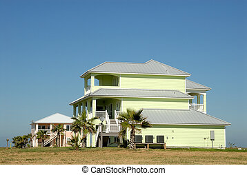 Beautiful houses in the southern United States