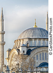 Beautiful image of Istanbul mosque