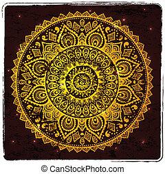 Beautiful Indian ornament