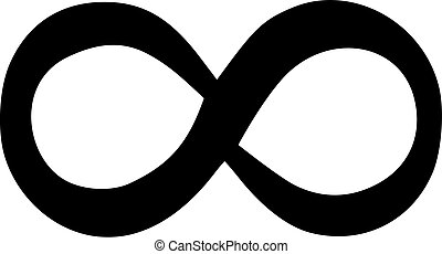 Beautiful Infinity sign