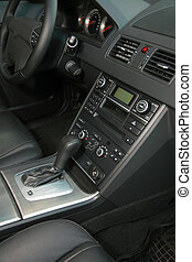 new modern car