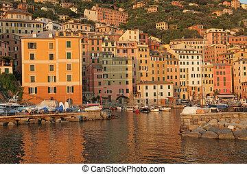 italian marine village