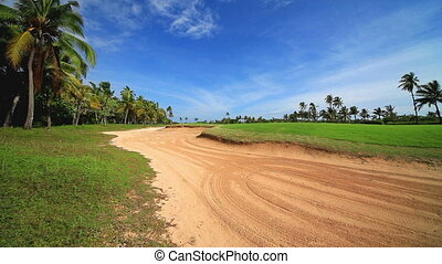 Beautiful landscape near Nusa Dua b