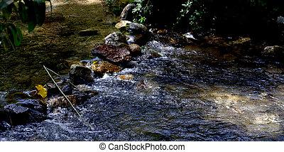 Landscape of a river