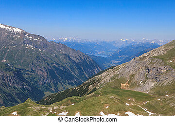 Grossglockner Hochalpenstrasse - Scenic Alpine Road in Austria