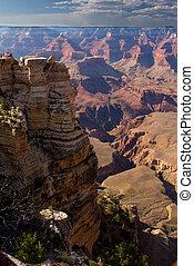 Grand Canyon - Beautiful landscape of the Grand Canyon