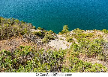the National Park Arrabida
