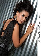 Beautiful Latin Woman