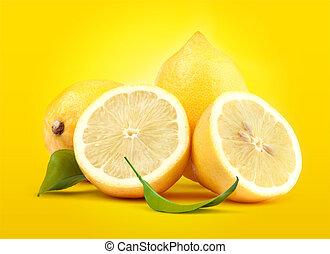 Beautiful Lemon