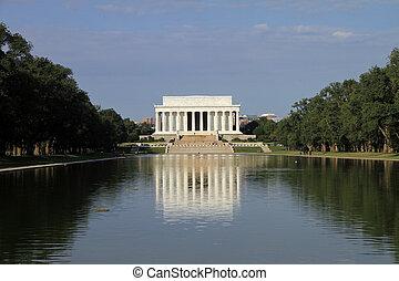Beautiful Lincoln Memorial