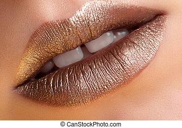 Beautiful Lips.