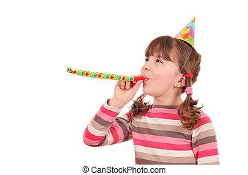 beautiful little girl birthday party