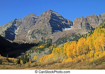 Beautiful Maroon Bells