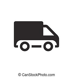Courier Service Icon - Beautiful, Meticulously Designed...