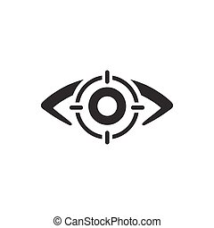 Eye Scan Icon