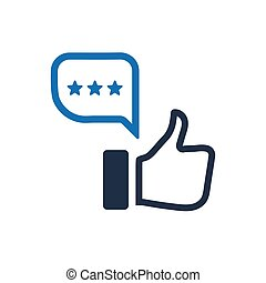 Beautiful, Meticulously Designed Feedback, review icon