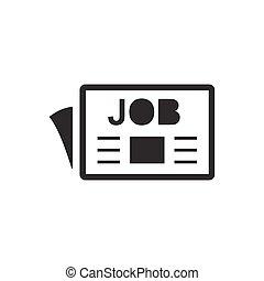 Job Advertisement Icon