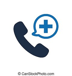 Medical Call Icon