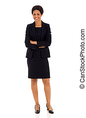 mid age african businesswoman - beautiful mid age african...