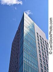 Beautiful Modern Building Exterior
