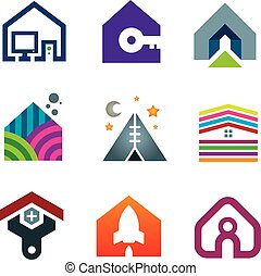 Beautiful modern house creative ide
